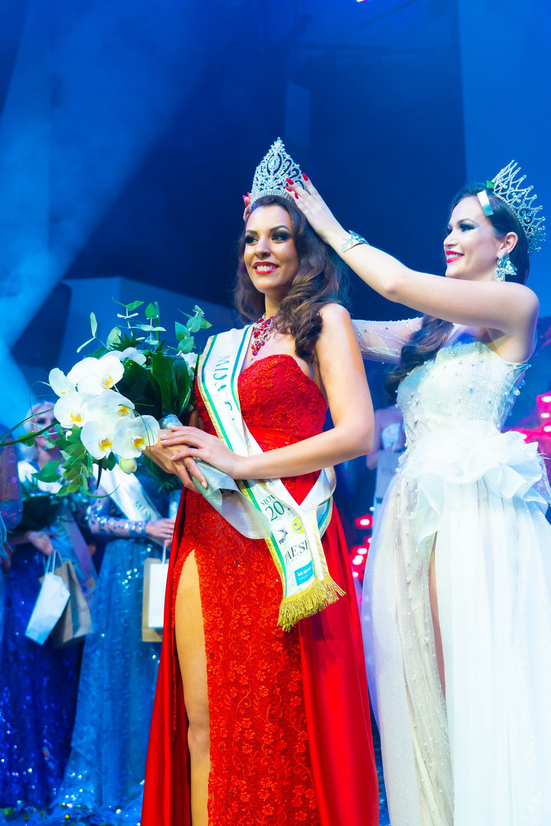kronanje nove Miss Earth Slovenije 2019