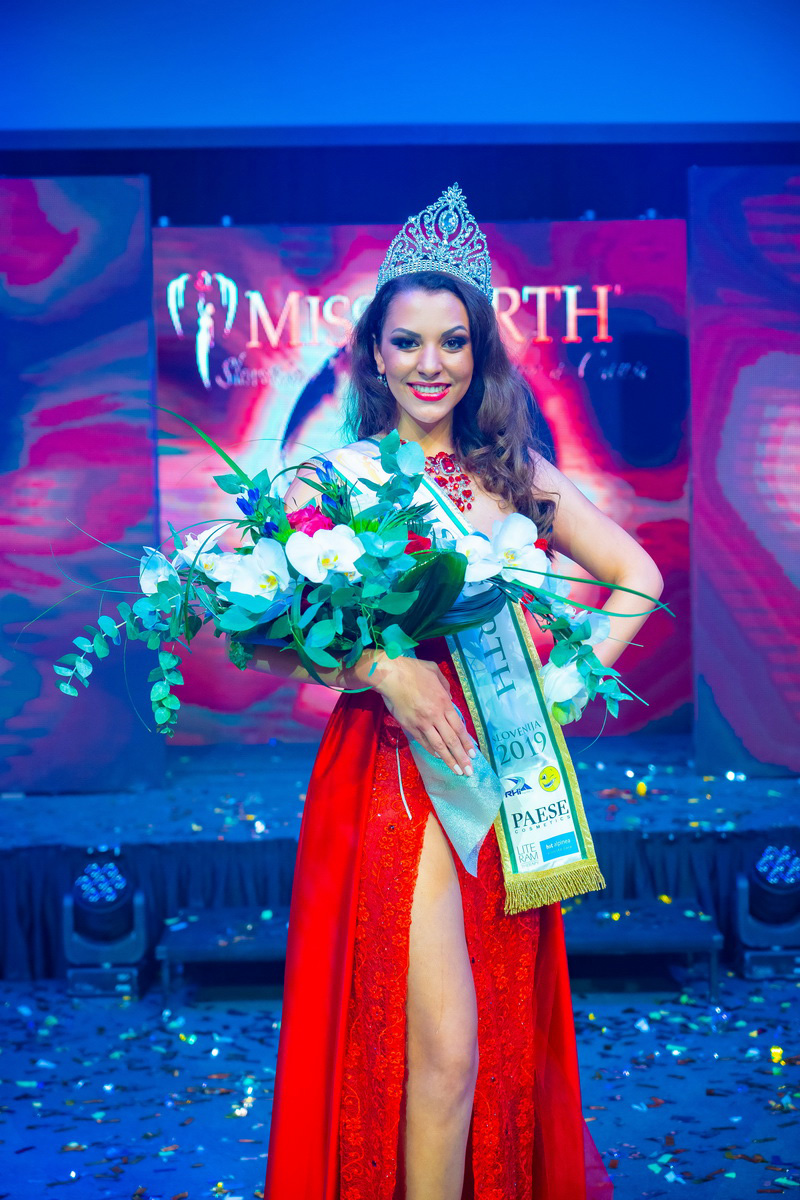 Charnée Bijön Bonno, Miss Earth Slovenije 2019